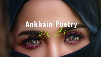 ankhain poetry on eyes